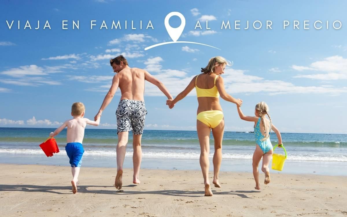 VIAJA EN FAMILI AL MEJOR PRECIO